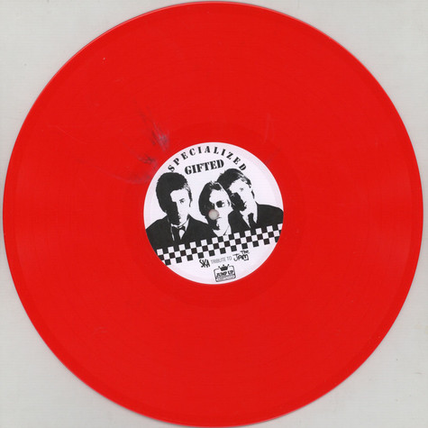 V.A. - Gifted Ska Tribute To The Jam Colored Vinyl Version