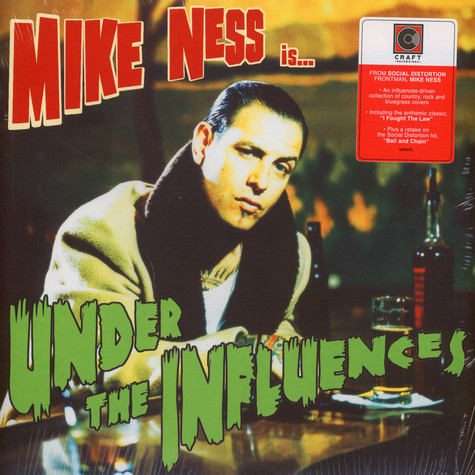 Mike Ness of Social Distortion - Under The Influences
