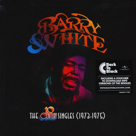 Barry White - The 20th Century Records 7 Inch Singles: 1973-1975