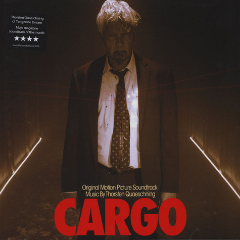 Thorsten Quaeschning of Tangerine Dream - OST Cargo