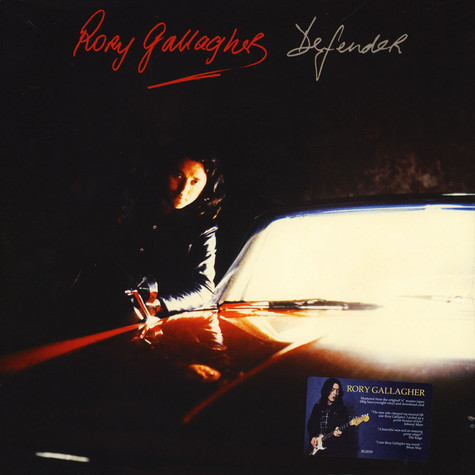 Rory Gallagher - Defender (Remastered 2013)