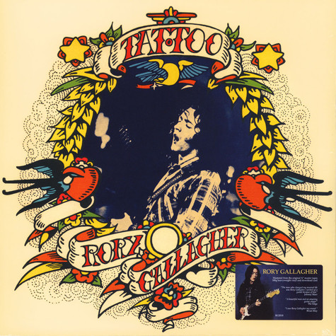 Rory Gallagher - Tattoo (2011 Remaster)