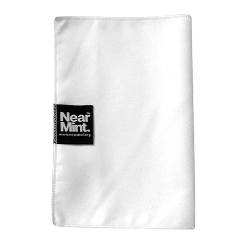Near Mint - Vinyl Cleaning Cloth