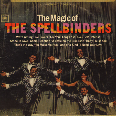 Spellbinders, The - The Magic Of