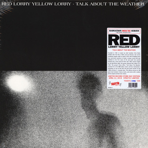 Red Lorry Yellow Lorry - Talk About The Weather