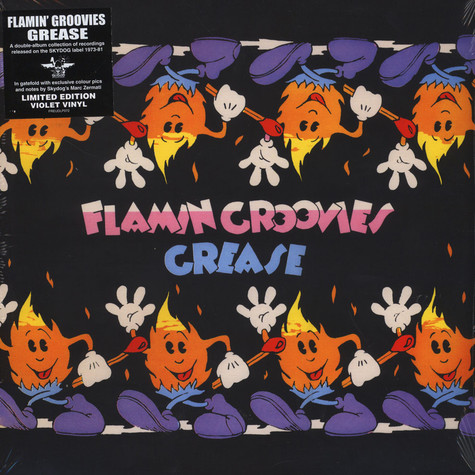 Flamin Groovies - Grease