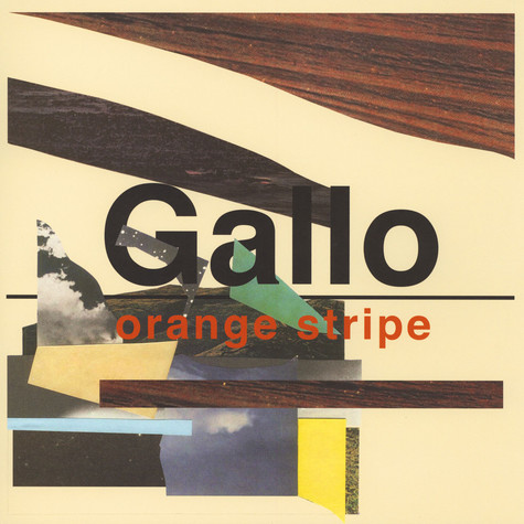 Gallo - Orange Stripe
