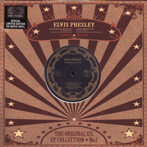 Elvis Presley - The Original US EP Collection Number 2
