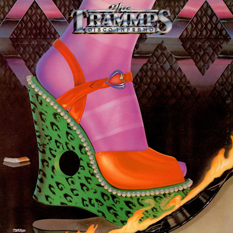 Trammps, The - Disco Inferno