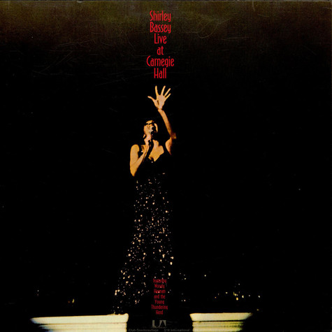 Shirley Bassey - Live At Carnegie Hall