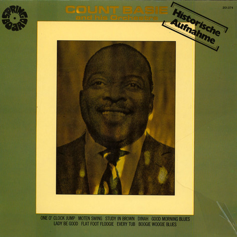 Count Basie Orchestra - Count Basie And His Orchestra