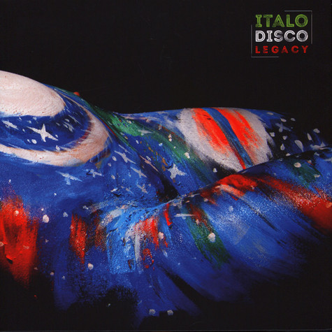 Private Records presents - OST Italo Disco Legacy Colored Vinyl Edition