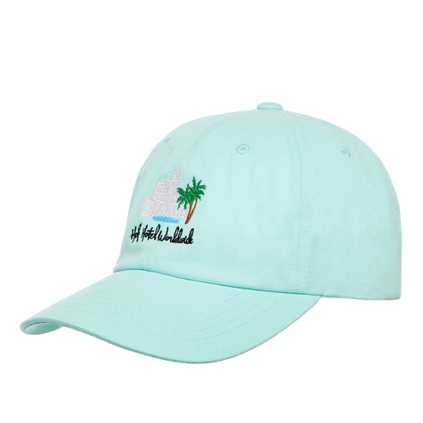 HUF - Smokers Lounge Valet Hat (Mint)  669c140f3df2
