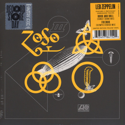 Led Zeppelin - Rock and Roll / Friends (Unreleased Sunset Sound Mixes)