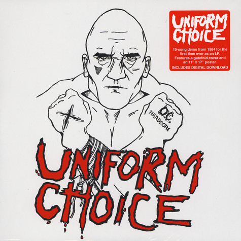 Uniform Choice - Original Demo July 19, 1984
