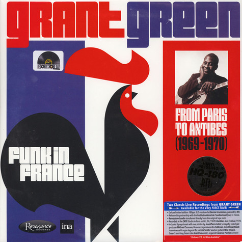 Grant Green - Funk In France: From Paris To Antibes (1969