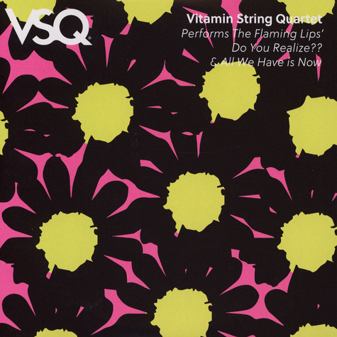 Vitamin String Quartet - Flaming Lips' Do You Realize / All We Have Is Now