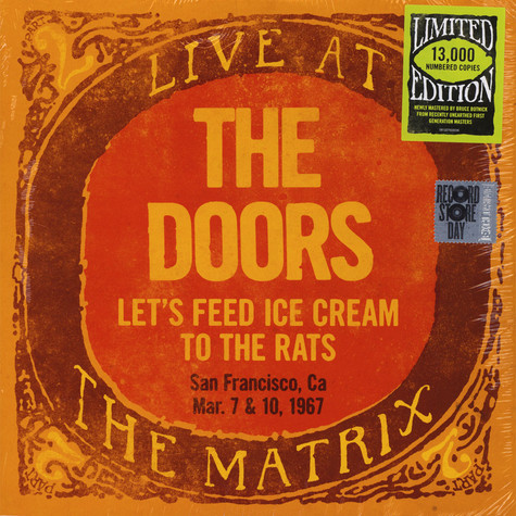 Doors, The - Live From The Matrix Part II