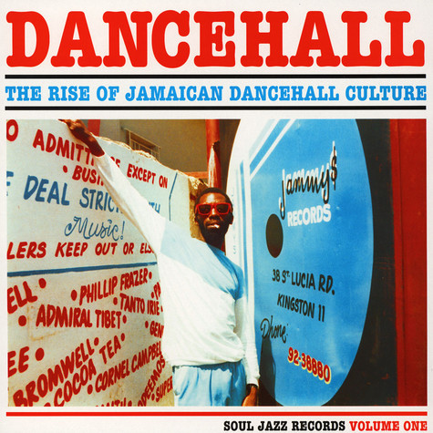 V.A. - Dancehall - The Rise Of Jamaican Dancehall Culture Volume One