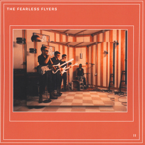 Fearless Flyers, The - The Fearless Flyers EP