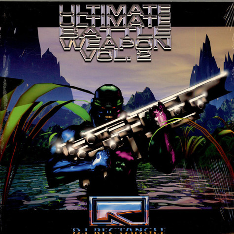DJ Rectangle - Ultimate Ultimate Battle Weapon Vol. 2
