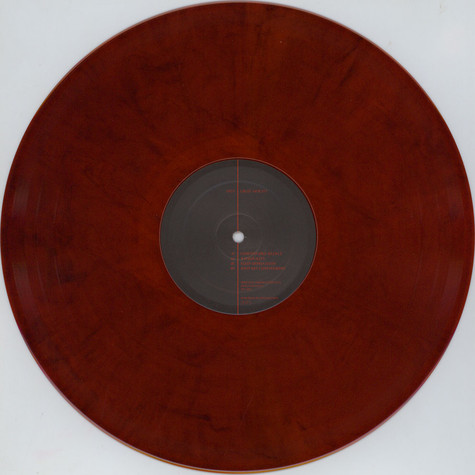 SNTS - Cruel Opacity Transparent Red & Black Mixed Vinyl Edition