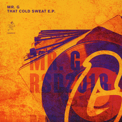 Mr. G - That Cold Sweat EP
