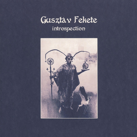 Gusztav Fekete - Introspection Clear Vinyl Edition