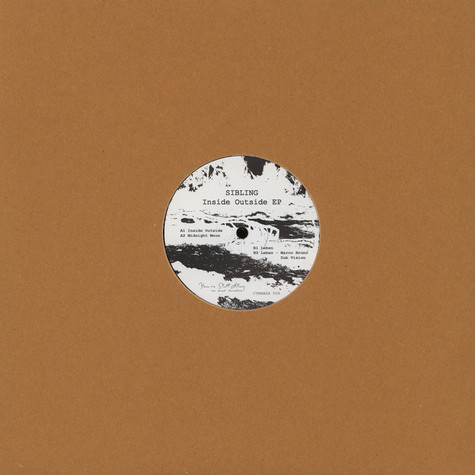 Sibling - Inside Outside EP Marco Bruno Dub Vision