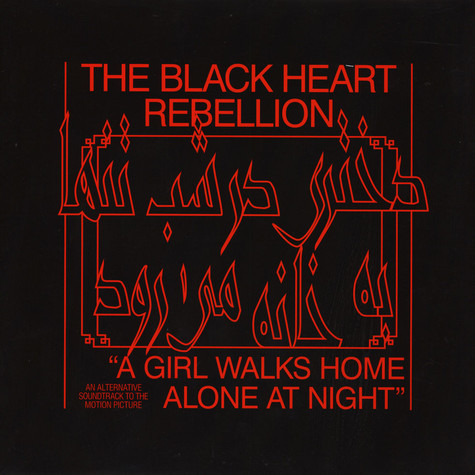 Black Heart Rebellion, The - A Girl Walks Home Alone At Night