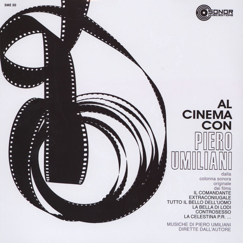 Piero Umiliani - Al Cinema Con Piero Umiliani