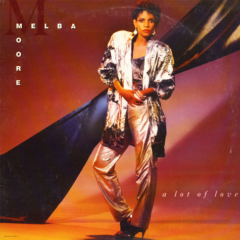 Melba Moore - A Lot Of Love