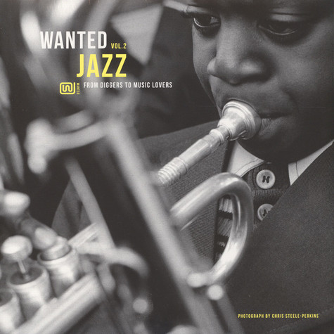 V.A. - Wanted Jazz Volume 2 - From Diggers To Music Lovers