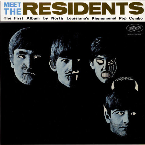 Residents, The - Meet The Residents