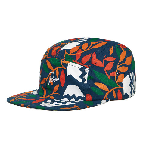 a86870898f8fb Parra - Still Life With Plants 5 Panel Volley Hat (Multi)