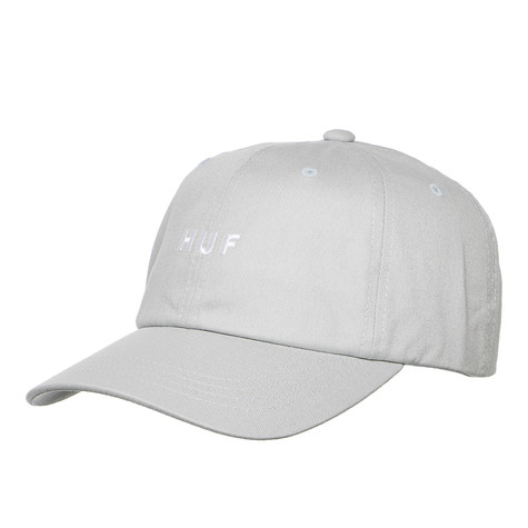f6d606b57b1 HUF - OG Logo Curved Visor Hat (Cloud Blue)