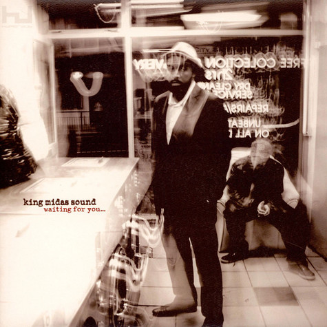 King Midas Sound - Waiting For You...
