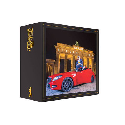 Capital Bra - Berlin Lebt Box Set