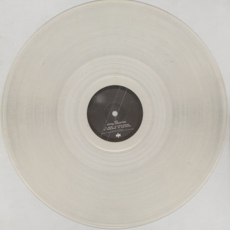 ASC - Astral Perception Clear Vinyl Edition
