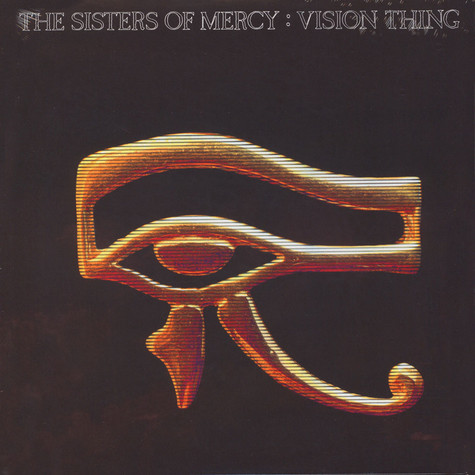 Sisters Of Mercy, The - Vision Thing