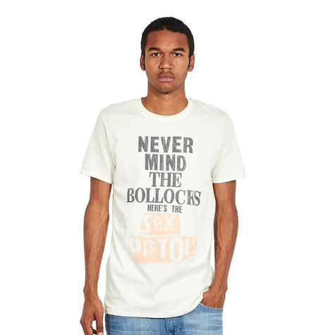 Sex Pistols - Bollocks Distressed T-Shirt