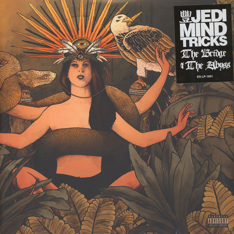 Jedi Mind Tricks - The Bridge And The Abyss Black Vinyl Edition