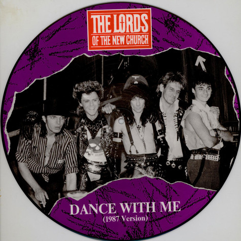 Lords Of The New Church - Dance With Me (1987 Version)