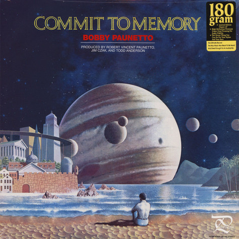 Bobby Paunetto - Commit To Memory