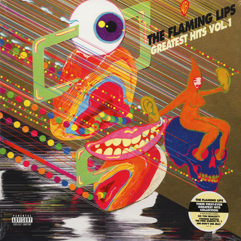 Flaming Lips - Greatest Hits Volume 1