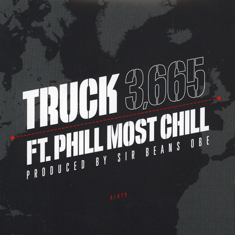 Truck - 3,665 feat. Phill Most Chill