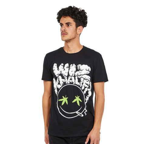 Wiz Khalifa - Smokey Smiley T-Shirt