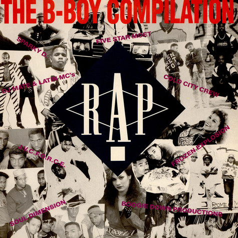 V.A. - The B-Boy Compilation
