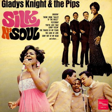 Gladys Knight And The Pips - Silk N' Soul