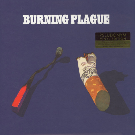 Burning Plague - Burning Plague Red Vinyl Edition